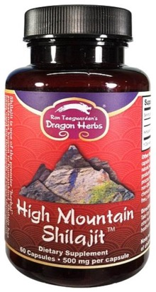 Dragon Herbs High Mountain Shilajit