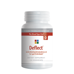 D'Adamo Personalized Nutrition Deflect O
