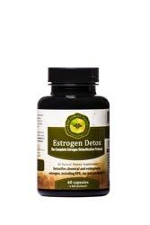 Raw Forest Foods Estrogen Detox