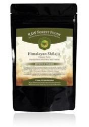 Raw Forest Foods Himalayan Shilajit