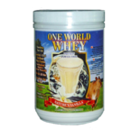 Synergistic Nutrition One World Whey - 1lb